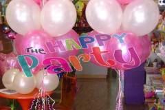 μπαλόνια-στολισμός