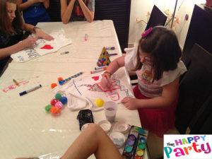 δημιουργικη απασχοληση για παιδικα παρτυ