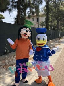 μασκοτ για παιδικα παρτυ μεγαλοφιγουρα μασκοτ mascot τιμες