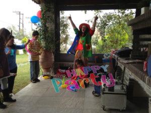 Ανιματέρ για παιδικά πάρτυ