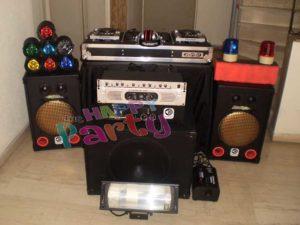μουσικη καλυψη dj για παιδικα παρτυ