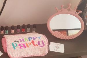 παιδικά spa πάρτυ για κορίτσια