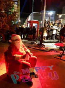 Άγιος Βασίλης για παρτυ και εκδηλωσεις